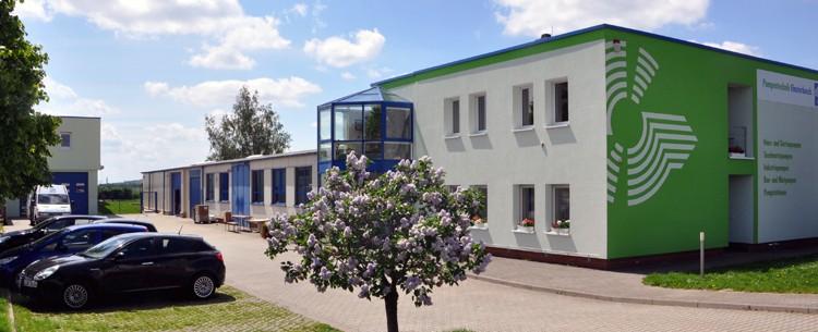 Ansicht Pumpentechnik Finsterbusch GmbH