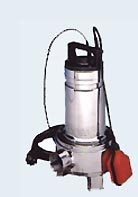 Domo Edelstahltauchmotorpumpe